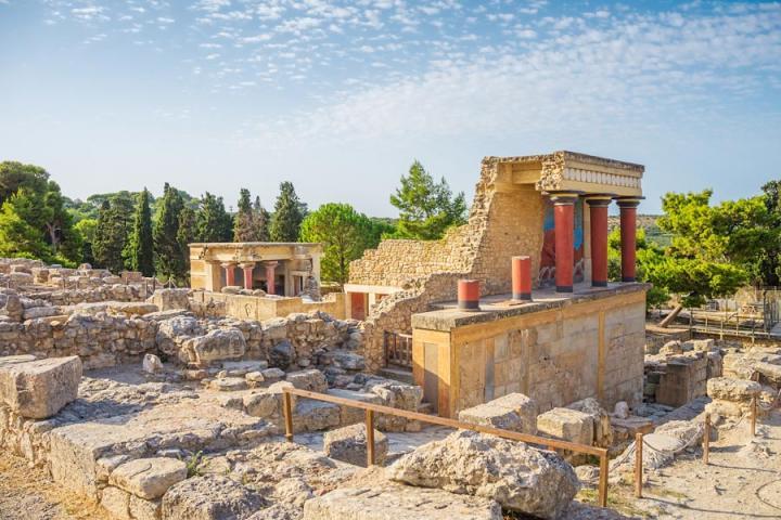 Crète Quelques sites archéologiques de renom | Le