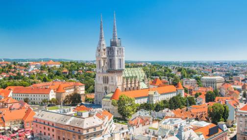 Un voyage dans le temps à Zagreb