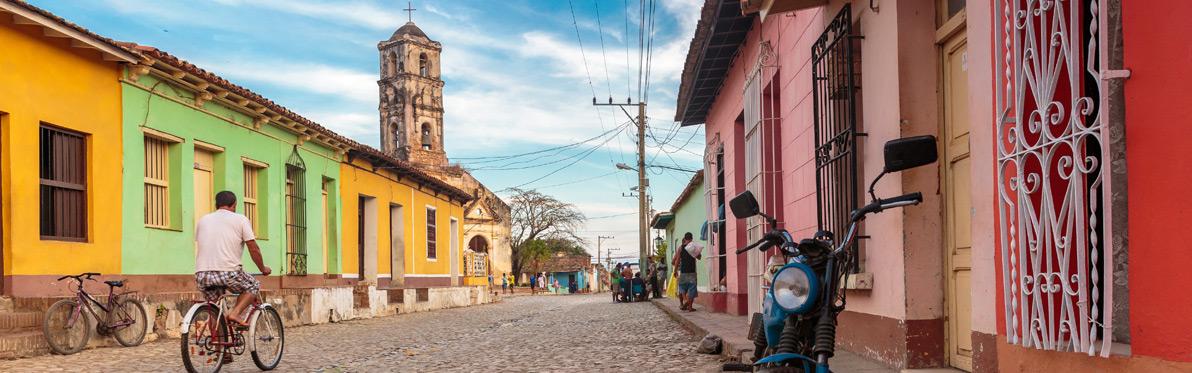 Voyage Découverte à Cuba - Trinidad, le Trésor Colonial de Cuba