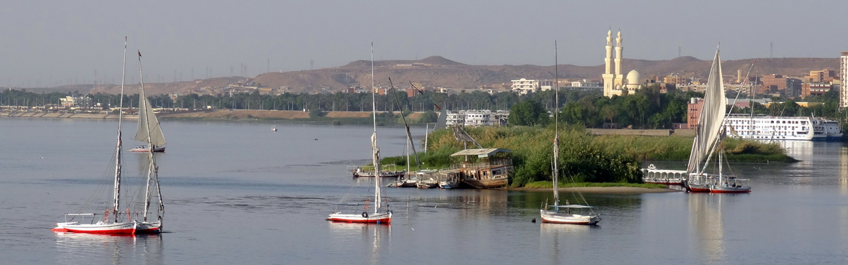 Voyage Découverte en Egypte - Assouan, la ville au cœur des flots