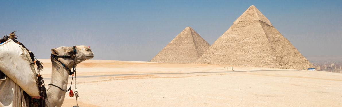 Voyage Découverte en Egypte - Les Secrets des Pyramides de Gizeh