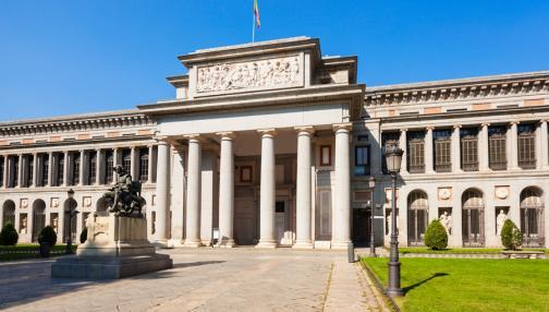 Madrid, capitale de l'Art Espagnol