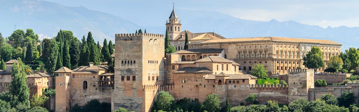Voyage Découverte en Espagne - Merveilleuse Andalousie