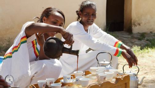 La cérémonie du café, une tradition ancestrale