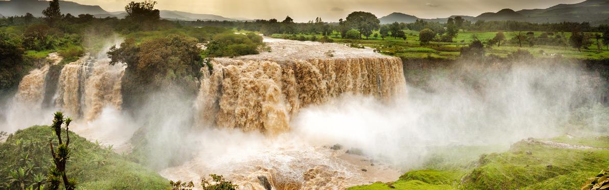 Voyage Découverte en Ethiopie - Le lac Tana, aux Sources du Nil bleu