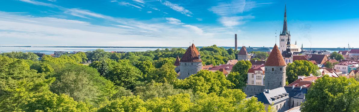 Voyage Découverte en Estonie - Tallinn, Joyau de la Baltique