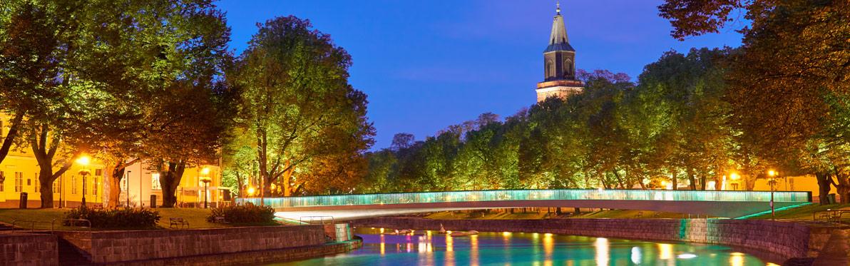 Voyage Découverte en Finlande - Turku, capitale historique