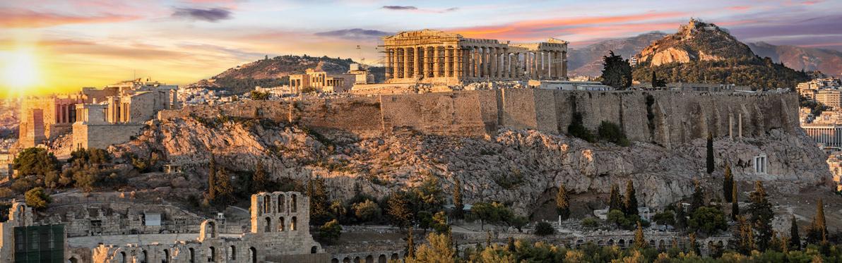 Voyage Découverte en Grèce - L'Acropole, cœur de la Grèce Antique et Moderne