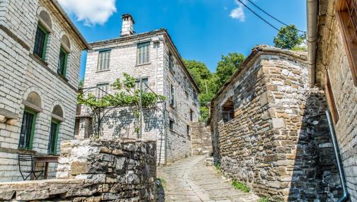 Les Zagoria : à la rencontre des derniers espaces sauvages de la Grèce