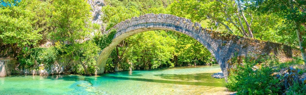 Voyage Découverte en Grèce - La Région des Zagoria - espaces sauvages de la Grèce