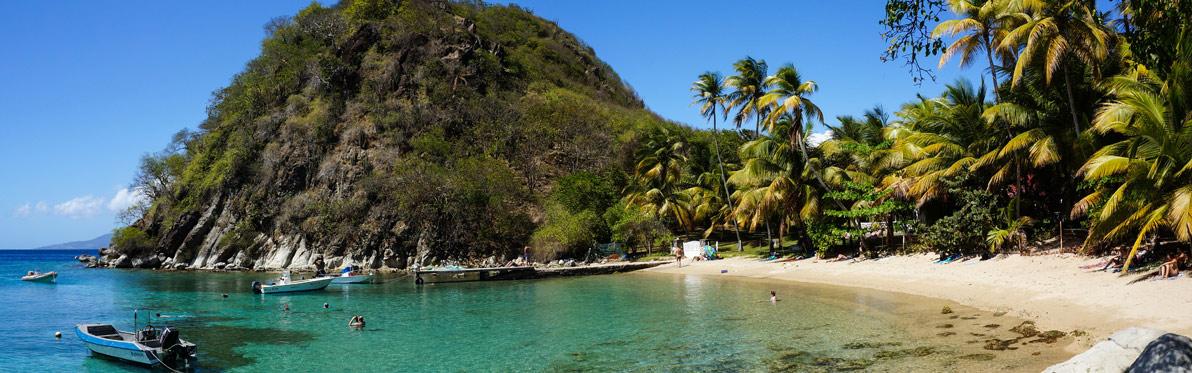 Voyage Découverte en Guadeloupe - Les Saintes