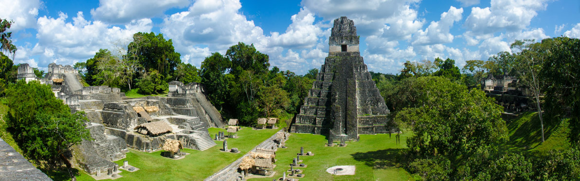 Voyage Découverte au Guatemala - A la Découverte de Quelques Grandes Cités Mayas
