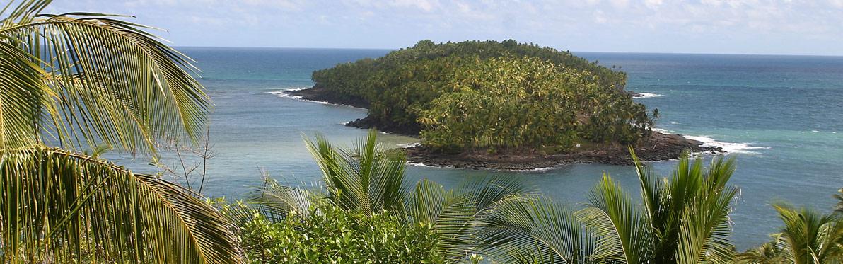 Voyage Découverte en Guyane - Les Iles du Salut