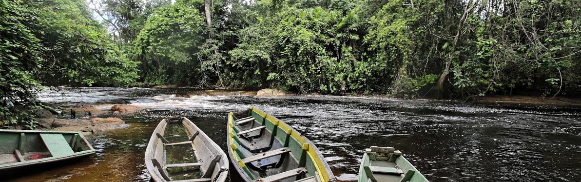 Voyage Découverte en Guyane - Un Bout d'Amazonie en France