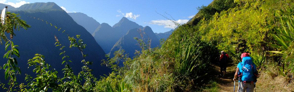 Voyage Découverte à l'Ile de la Réunion - De cirques en cirques