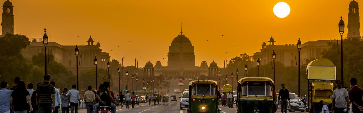 Voyage découverte en Inde - Balade de Siècle en Siècle à Delhi