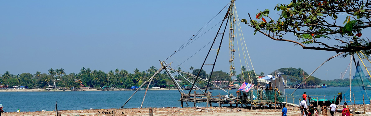 Voyage Découverte en Inde - D'îles en presqu'îles à Cochin, la Venise de l'Inde