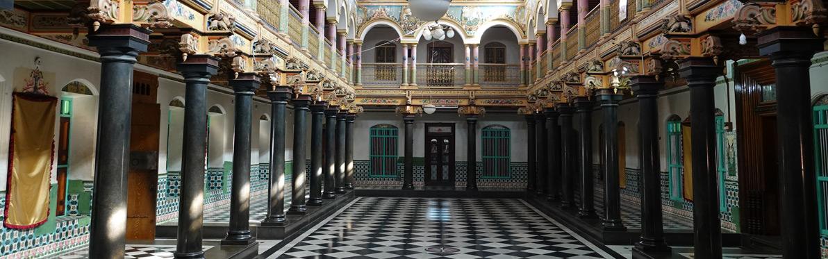 Voyage découverte en Inde - De Palais en Palais dans le Chettinad