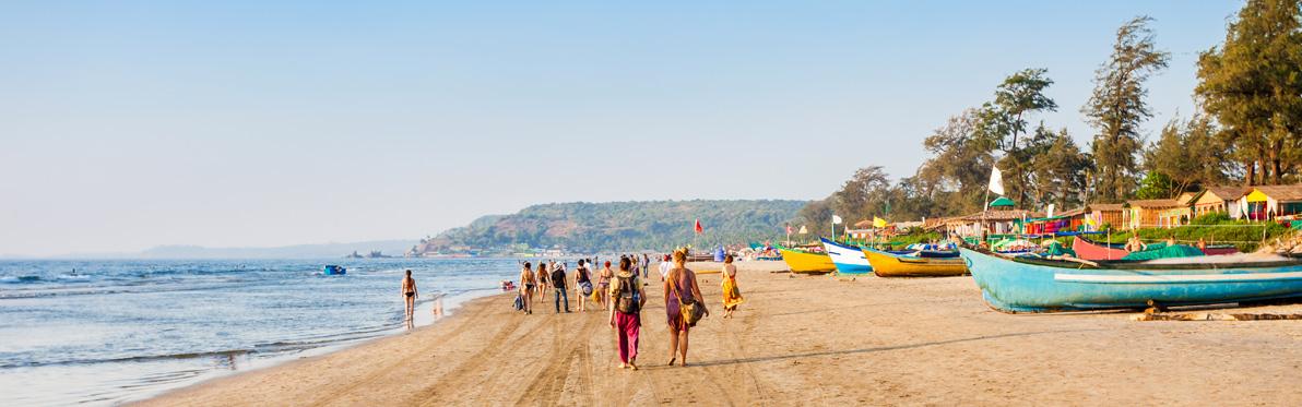 Voyage découverte en Inde - Goa, Une Destination Balnéaire Familiale