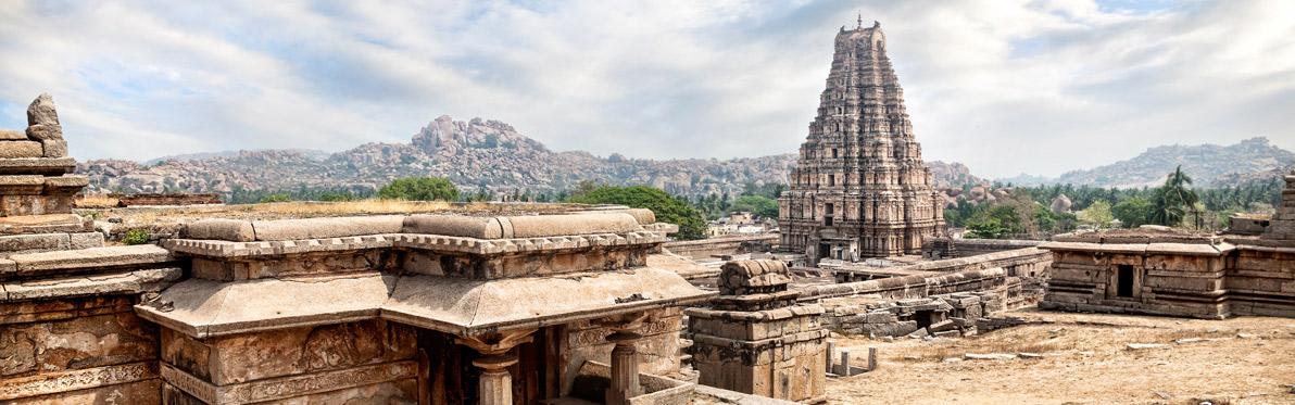 Voyage Découverte en Inde - Le Site d'Hampi