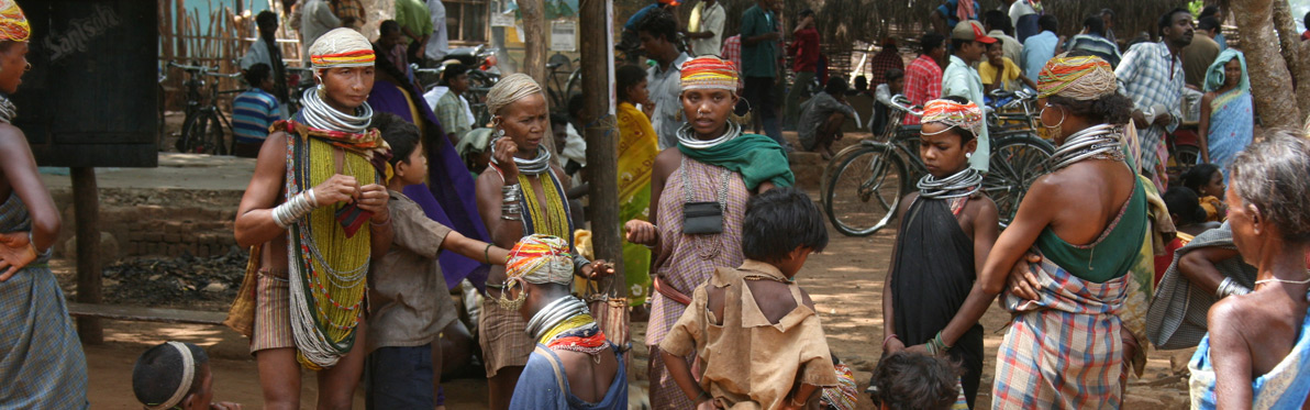 Voyage Découverte en Inde - Les Tribus d'Orissa