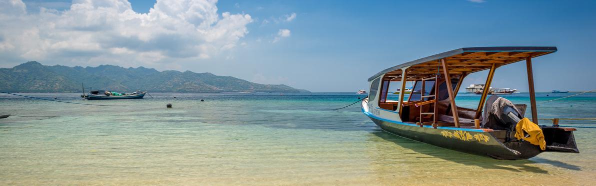 Voyage Découverte en Indonésie - Lombok - Cap sur les îles Gili
