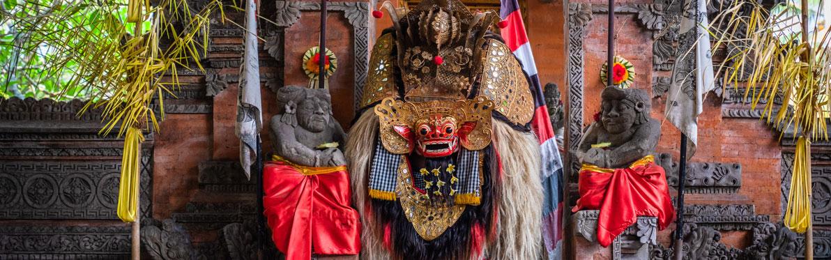 Voyage Découverte en Indonésie - Ubud, la perle de Bali
