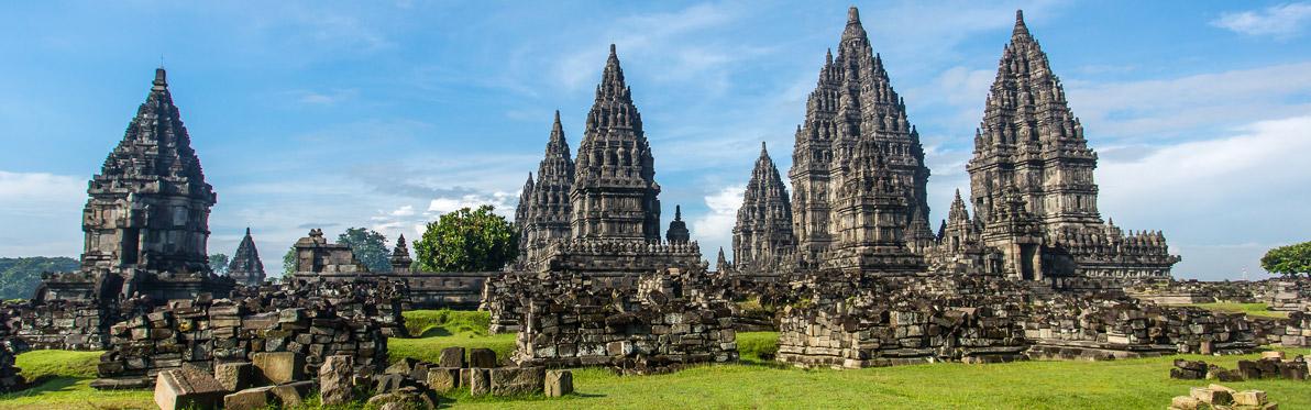 Voyage Découverte en Indonésie - Entre Borobudur et Prambanan