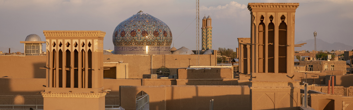Voyage Découverte en Iran - Oasis de Yazd, le Berceau du Zoroastrisme