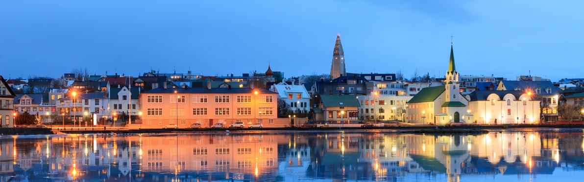Voyage Découverte en Islande - Reykjavik, bienvenue dans le Grand Nord