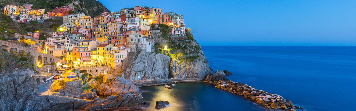 Voyage Découverte en Italie - De villages en villages au cœur des Cinque Terre
