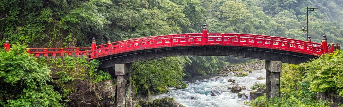 Voyage Découverte au Japon - Nikko, un écrin de verdure aux portes de Tokyo