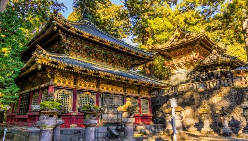 Nikko, un écrin de verdure aux portes de Tokyo