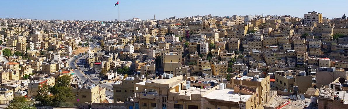 Voyage Découverte en Jordanie - Amman, la Rome du Moyen-Orient