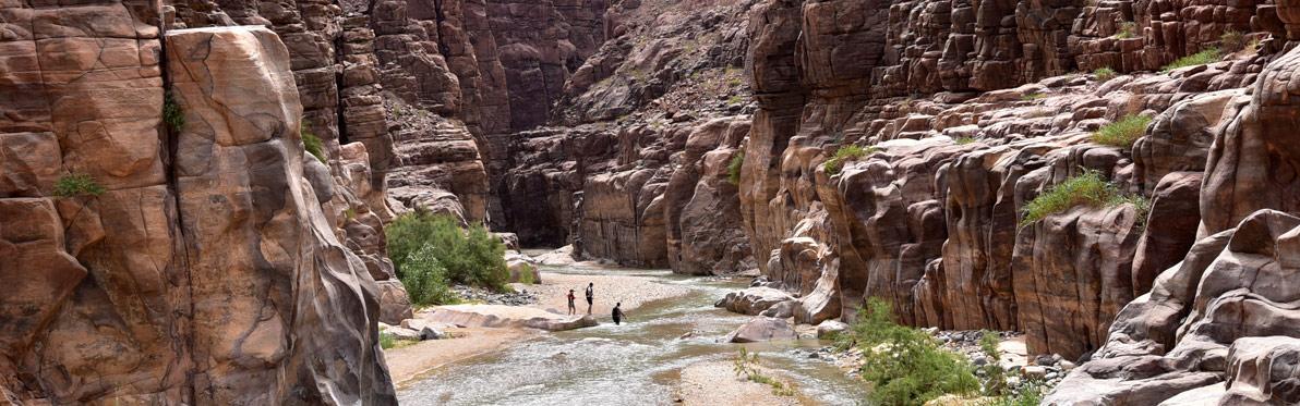Voyage Découverte en Jordanie - Balade au Gré des Wadis
