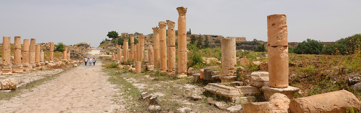Voyage Découverte en Jordanie - Sur les traces du passage des Romains
