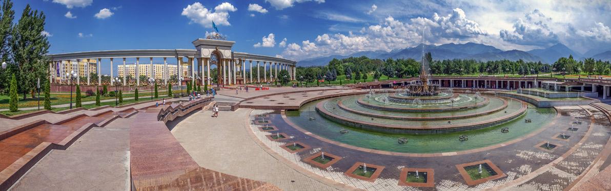 Voyage Découverte au Kazakhstan - Almaty, la ville aux mille couleurs