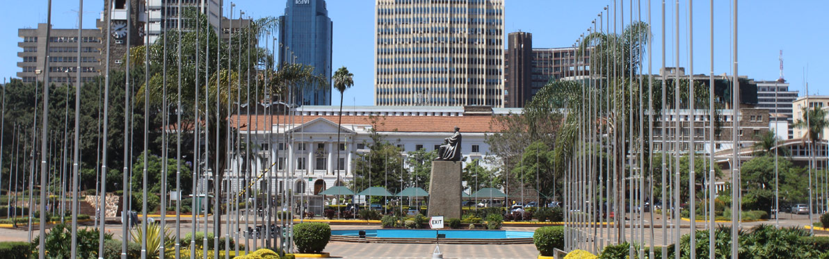 Voyage Découverte au Kenya - Nairobi, des lions dans la ville !