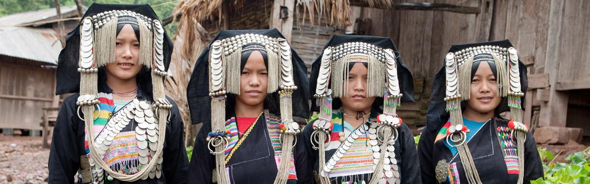Voyage Découverte au Laos - Les Différentes Ethnies du Laos