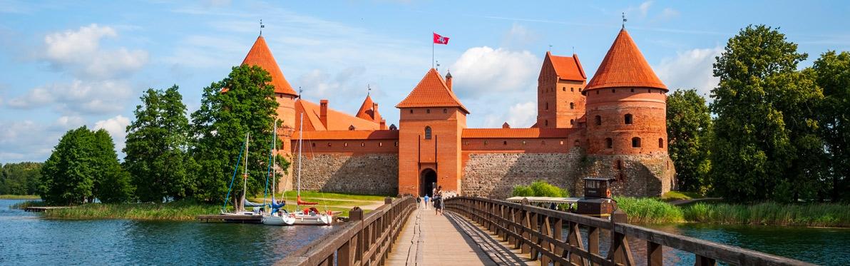 Voyage Découverte en Lituanie - Escapade dans la Lituanie médiévale à Trakai