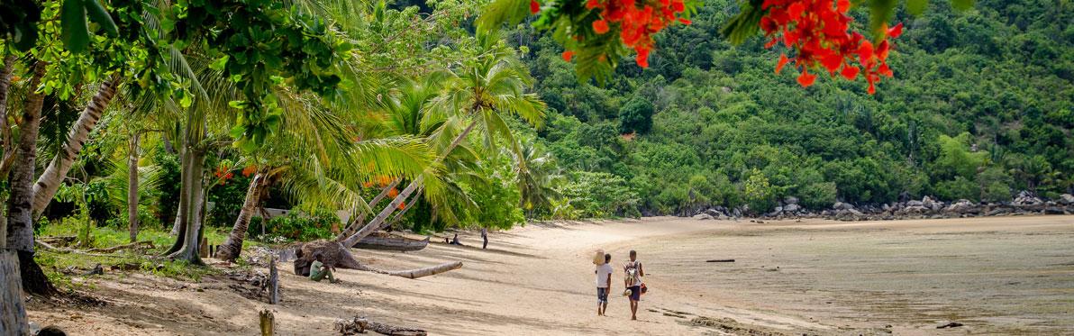 Voyage Découverte à Madagascar - Un Trail Tropical à Nosy Bé