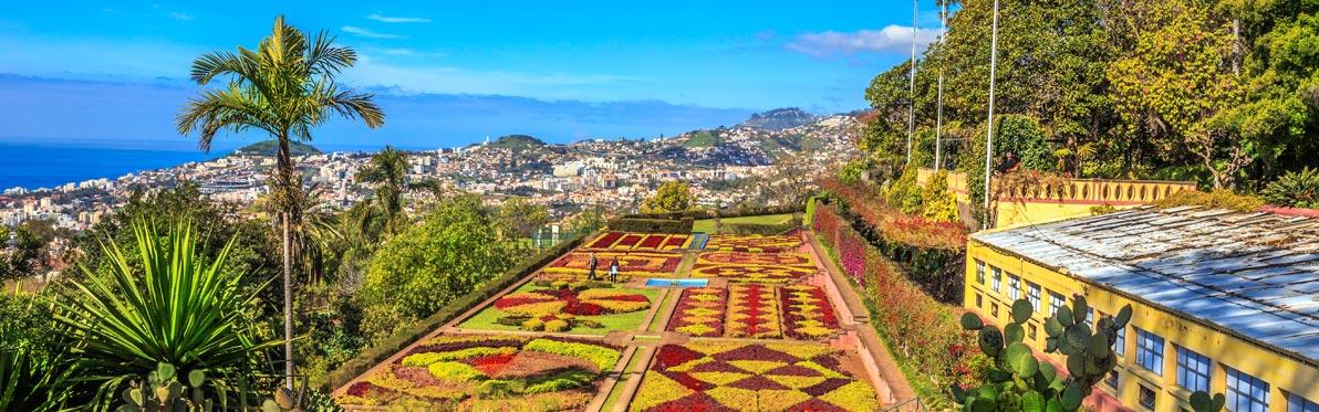 Voyage Découverte à Madère - Funchal