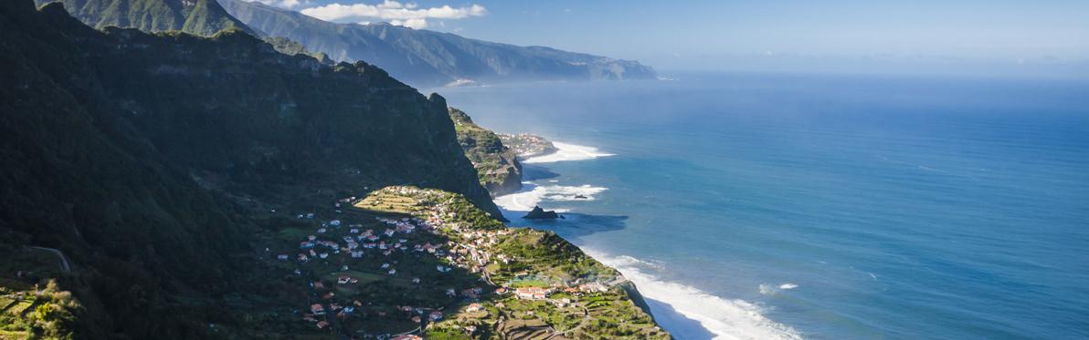 Voyage Découverte à Madère - Madère, île nature entre mer et volcan