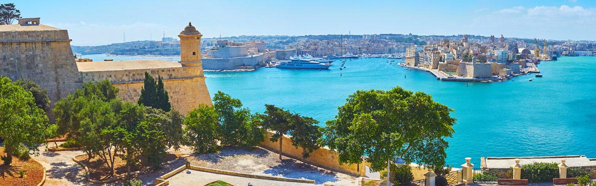 Voyage Découverte à Malte - Les 3 Cités, Vittoriosa, Cospicua et Senglea