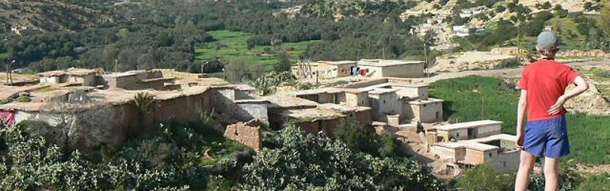 Voyage Découverte au Maroc - Afensou, l'Oasis Berbère Méconnue