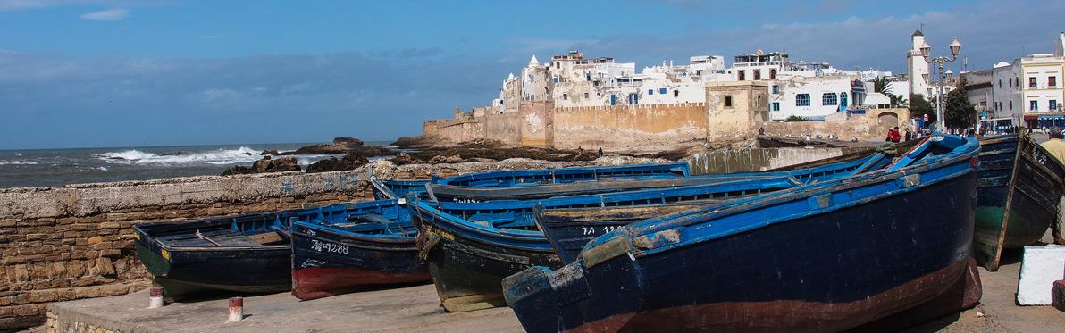 Voyage Découverte au Maroc - Essaouira, la Cité du Vent