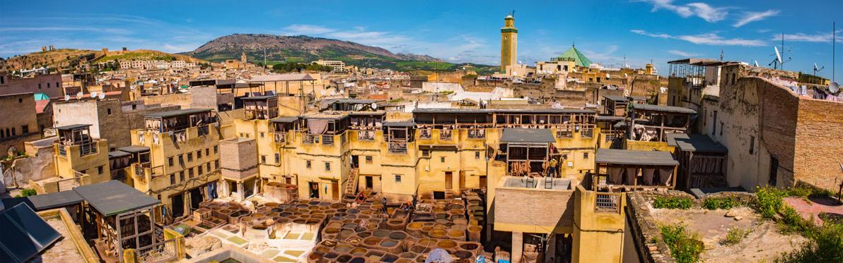 Voyage Découverte au Maroc - Fès, l'Athènes de l'Afrique