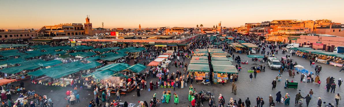 Voyage découverte au Maroc -Marrakech, les Histoires n'ont pas d'âge