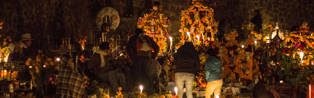 Voyage Découverte au Mexique - Le Jour des Morts, une Fête loin d'être triste