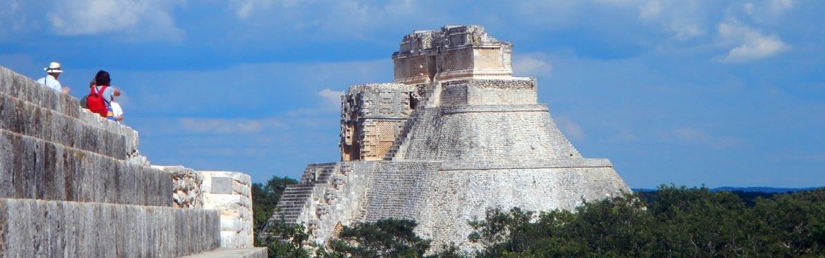 Voyage Découverte au Mexique - Un Monde de Pyramides
